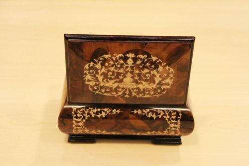 Carillon rear - Sorrento music box