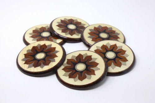 set-sottobicchieri-fiore-bianco-sovr-SBI-13